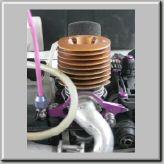 moteur 2,11 cm3
